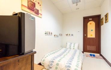 台南酒店公寓住宿:台南安平老街民宿单人房