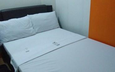 马尼拉酒店公寓住宿:Hostela Manila索米大床房