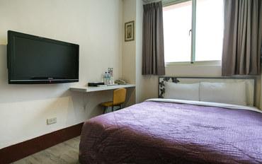 台中酒店公寓住宿:台中星悦大酒店标准大床房