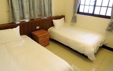金门酒店公寓住宿:金门县路得民宿101标准双人房(两单人床