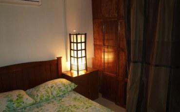 马尼拉酒店公寓住宿:丹萨兰花园公寓大楼豪华大床房