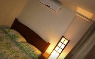 马尼拉酒店公寓住宿:丹萨兰花园公寓大楼单人房