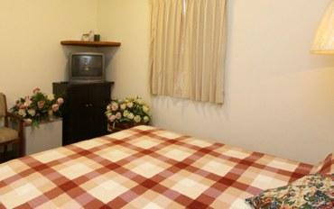 台东酒店公寓住宿:台东龙星花园度假木屋民宿经济二人套房