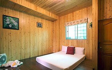 嘉义酒店公寓住宿:瑞里印象区咖啡木屋民宿