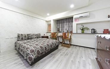 台北酒店公寓住宿:台北JD HOUSE公寓雅致平价随机大床