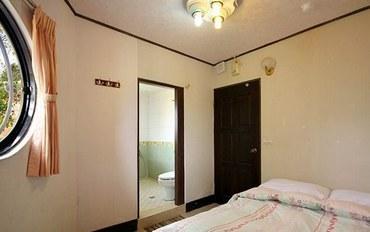 嘉义酒店公寓住宿:嘉义梅花山庄经济两人房-301