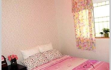 嘉义酒店公寓住宿:白鶴仙境粉红公主‧2人雅房