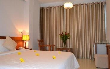 岘港酒店公寓住宿:岘港尼莫酒店豪华大床房