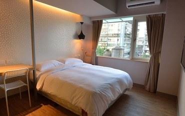 台北酒店公寓住宿:EZBookers B大床房