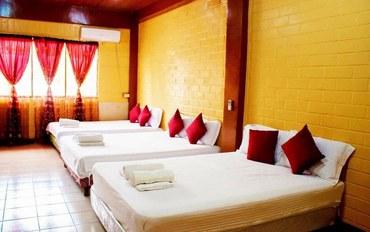 宿务酒店公寓住宿:拉玛丽亚旅游酒店标准六人家庭房