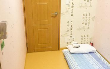 首尔酒店公寓住宿:宫旅馆单人房