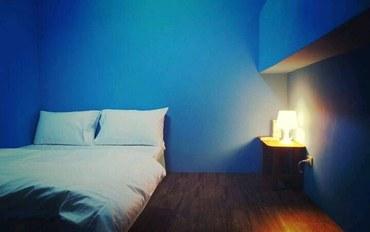 台东酒店公寓住宿:台东JJ的家背包客赞民宿双人雅房