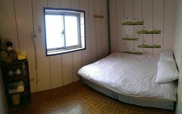 新北酒店公寓住宿:林园村庄民宿背包客公共浴室