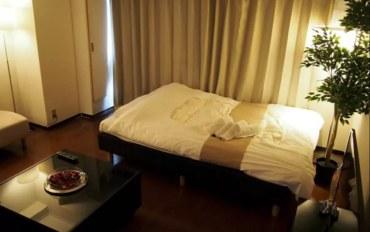 福冈酒店公寓住宿:福冈博多高级公寓一号馆单卧室公寓