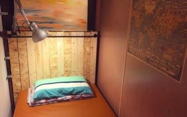 台南酒店公寓住宿:穆斯设计空间民宿舒适单人房