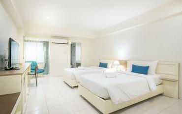 曼谷酒店公寓住宿:勒塔达住宅酒店高级双人间高级大床或双床房