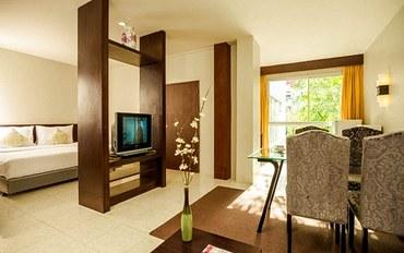 普吉岛酒店公寓住宿:普吉岛中国屋公寓酒店一卧室套房