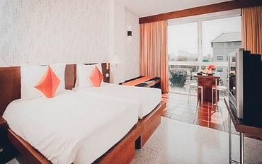 普吉岛酒店公寓住宿:普吉岛中国屋公寓酒店高级双人间