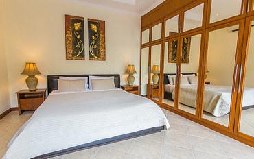 芭提雅酒店公寓住宿:托尔图加芭堤雅别墅豪华两卧室带私人泳池别