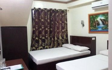 薄荷岛酒店公寓住宿:马赛琳娜宾馆豪华三人房