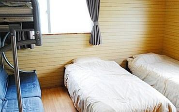 冲绳酒店公寓住宿:Lough风格民宿家庭房