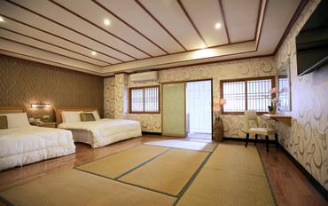台北酒店公寓住宿:丽之汤温泉会馆温荷豪华家庭房