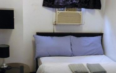 马尼拉酒店公寓住宿:城市住宿旅馆-帕颂塔默标准大床房