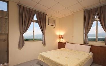 台东酒店公寓住宿:星月屋渡假山庄标准二人套房(一大床)套房