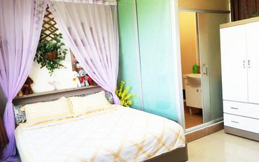 台南酒店公寓住宿:KK House休闲渡假民宿209好望角