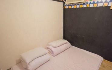 台东酒店公寓住宿:马可楼背包客栈民宿双人房大床房