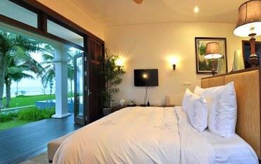 岘港酒店公寓住宿:岘港梦幻海滩别墅度假村四卧室海滩套房