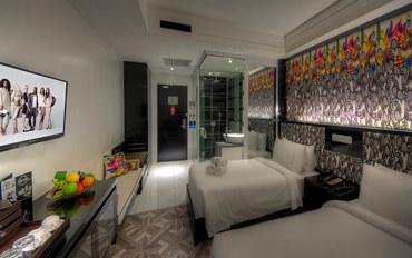 马来西亚酒店公寓住宿:吉隆坡阿里纳星辰酒店附楼高级双床房