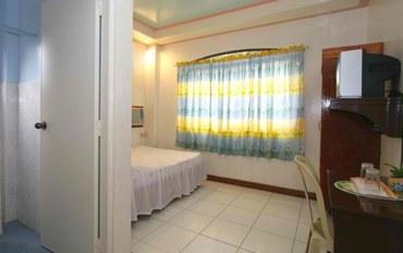 薄荷岛酒店公寓住宿:可可海灣旅客酒館标准大床房