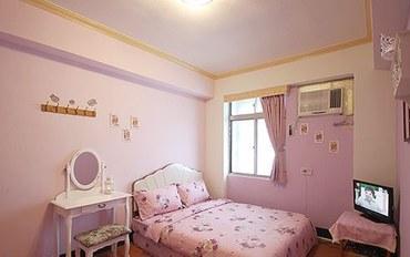 台东酒店公寓住宿:绿岛绿野仙踪高级大床房