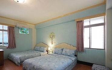 台东酒店公寓住宿:绿岛绿野仙踪VIP海景四人房