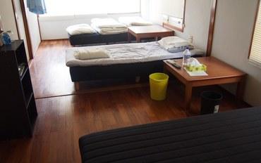 冲绳酒店公寓住宿:羊屋胡屋支店和洋室