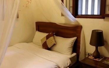 金门酒店公寓住宿:金门琼林朗月民宿双人套房2大床房