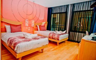 普吉岛酒店公寓住宿:科诺海精品酒店双床房