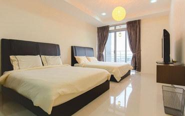 马来西亚酒店公寓住宿:奥哈纳套房公寓2室公寓