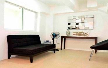 马尼拉酒店公寓住宿:圣阿古斯丁公寓大床房