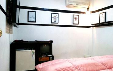首尔酒店公寓住宿:OPPA民宿单人房