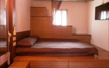 金门酒店公寓住宿:模范の家龙 _ 温馨大家庭房家庭房