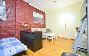 纽约酒店公寓住宿:Yorkville一室公寓-纽约上东区