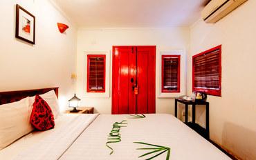 暹粒酒店公寓住宿:金香蕉BB和精品酒店单人房(提供接送机)