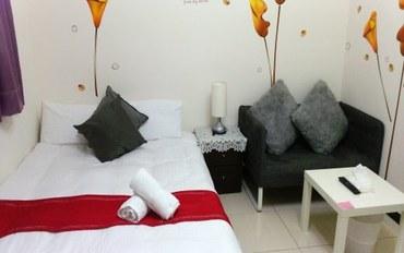 台中酒店公寓住宿:台中lisa小屋lisa小屋二人大床房