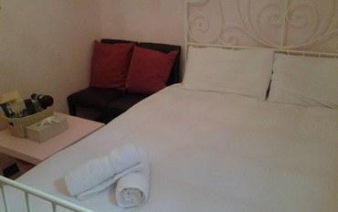 台中酒店公寓住宿:台中lisa小屋温馨二人大床房