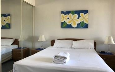 黄金海岸酒店公寓住宿:日落岛度假村标准两房标准公寓