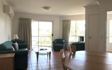 黄金海岸酒店公寓住宿:日落岛度假村标准一房标准单人房