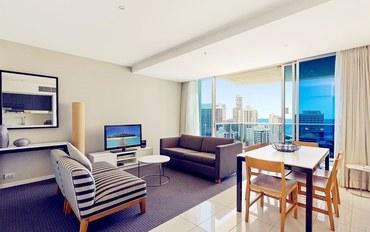 黄金海岸酒店公寓住宿:冲浪者天堂五星级豪华酒店式公寓高性价比2