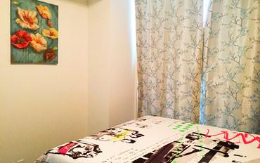 温哥华酒店公寓住宿:ubc大学南区一室一厅一书房+车位